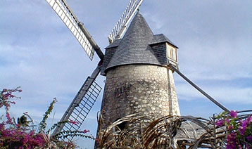 photo du moulin de Bézard