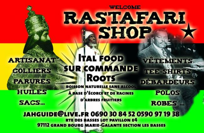 RASTAFARI SHOP