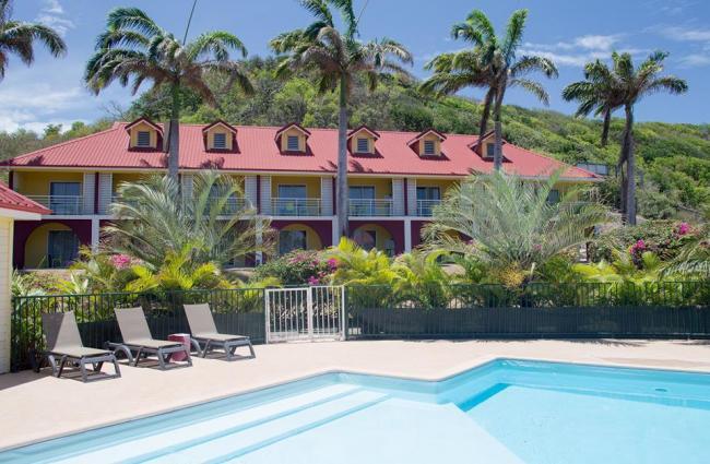 CARIBA HOTEL - RESIDENCE HOTELIERE CAP REVA
