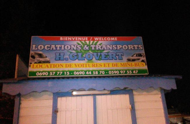 LOCATION ET TRANSPORT H GLOVERT