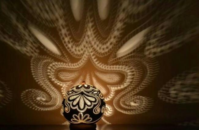 ART ET DECORATION CRÉOLE - LES LAMPES DE CAROLINE