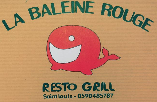 LA BALEINE ROUGE DE SAINT-LOUIS