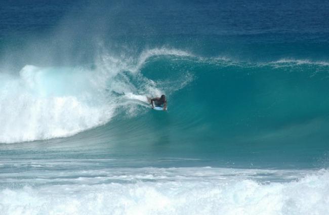 Spots de surf / kitesurf