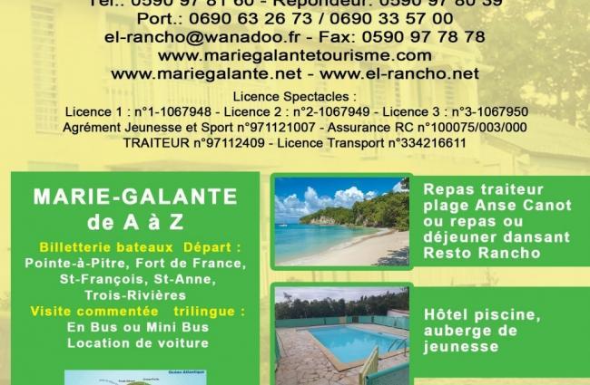 COMPLEXE TOURISTIQUE EL RANCHO