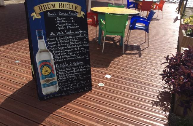 RESTAURANT LA SOURCE - Chez Rudy